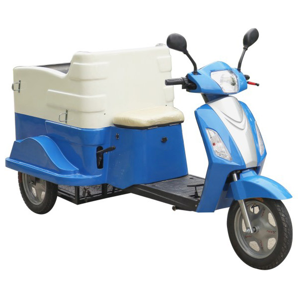 电动三轮挂桶车DHWQY-8