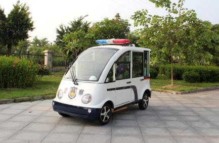 重庆地霸告诉您如何给电动巡逻车做保养